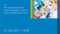 The three columns of chromatography: column choice, method and care