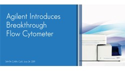 Agilent Introduces Breakthrough Flow Cytometer