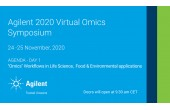 Agilent 2020 Virtual Omics Symposium