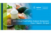Welcome to 2021 Virtual Food Safety Analysis Symposium
