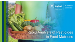 Rapid Analysis of Pesticides in Food Matrices