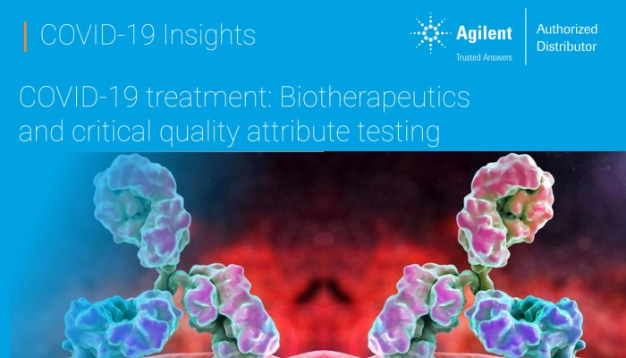 COVID-19 treatment: Biotherapeutics and critical quality attribute testing