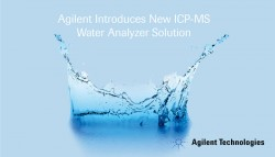 Agilent Introduces New ICP-MS Water Analyzer Solution